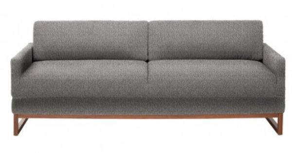 clean lines for a sleeper sofa, no? | + LIVE + | Pinterest ...