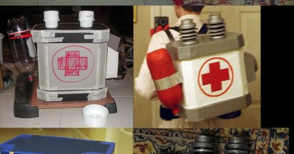 Never done a big prop before? Me, neither. - Team Fortress 2 - Medic ...