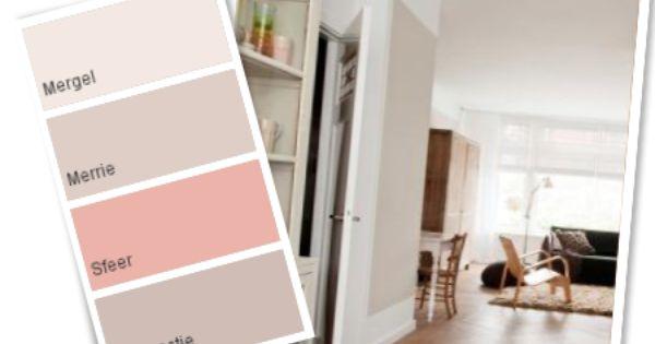 Bij het combineren van kleuren die in de kleurencirkel dicht bij elkaar liggen krijgen je een - Kleuren muur toilet ...