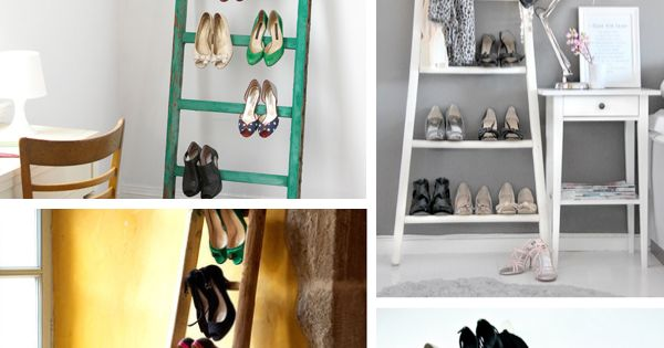 New Life for Ladders, 10+ DIY Ideas & Tutorials
