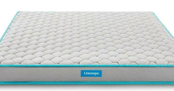 Twin Linenspa 6 Traditional Innerspring Mattress In A Box White