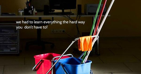 how to get your own cleaning business started