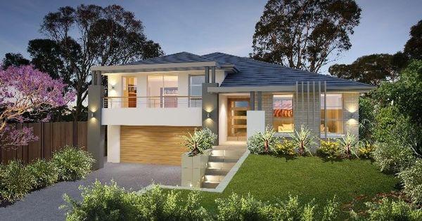 Masterton home designs bronte timeless lhs facade for Home designs masterton