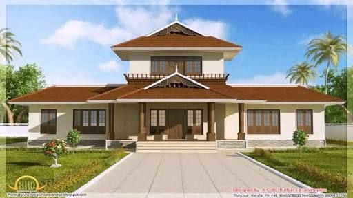 Image Result For House Front Elevation Kerala Style Ranch Style House Plans Kerala House Design Simple House Plans