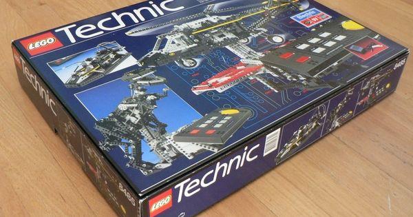 lego technic control center 8485 dinosaur helicopter rare complete excellent legos. Black Bedroom Furniture Sets. Home Design Ideas