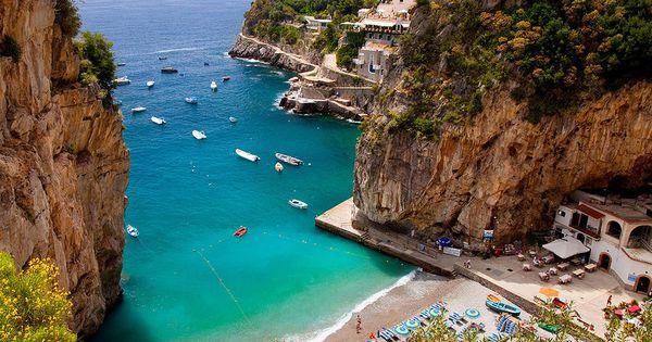 The Most Beautiful Coastal Towns In Italy Amalfi Coast Positano And Amalfi