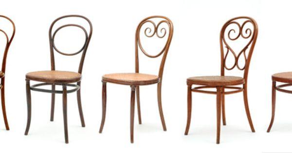Thonet chair 1859 michael thonet d p furniture - Muebles siglo xviii ...