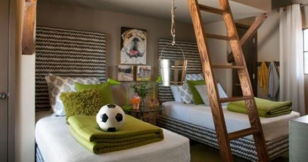 Loft Beds For Kids I Like This Idea For A Small Bedroom