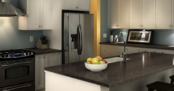 Mineral Jet Formica Countertops House Small Kitchen