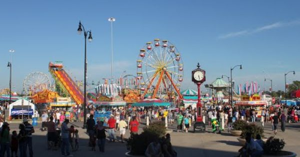 Oklahoma State Fair Every September With Images Diverse Landscape Oklahoma State Wonderful Places