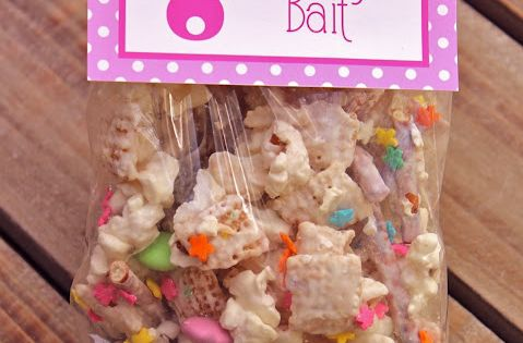 Bunny Bait for Easter Party Adorable Chex Mix