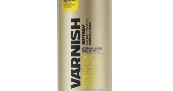 Amazon Com Montana Gold Tech Spray Varnish Matte Spray Gold Spray Metallic Spray Paint