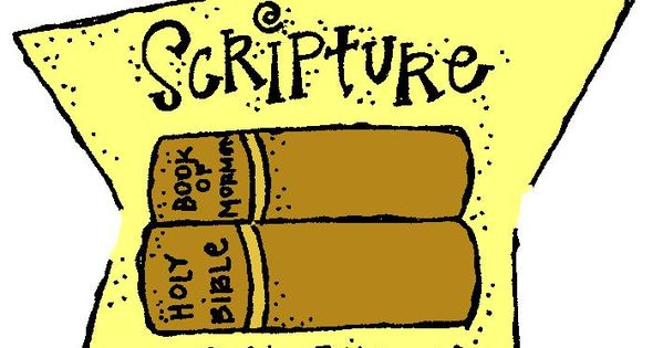 Melonheadz LDS illustrating: Scriptures - ClipArt Best ...