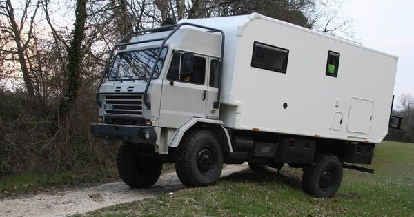 Mercedes Benz 1017a Expedition Truck Expedition Truck ...