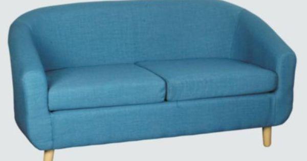 Buy Harmony Furnishings Turin Fabric Sofa From Our Fabric Sofas Range Tesco Com Sofa Fabric Sofa Teal Sofa