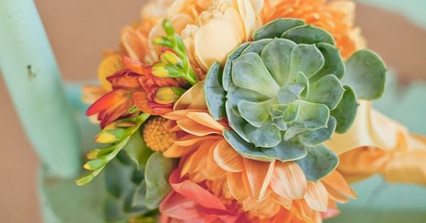 Gorgeous colors, would be lovely in a bedroom. Rustic California Wedding by