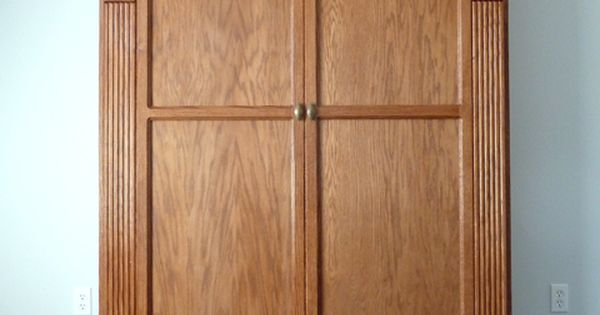 Armoire Style Murphy Bed Ww Furniture Pinterest