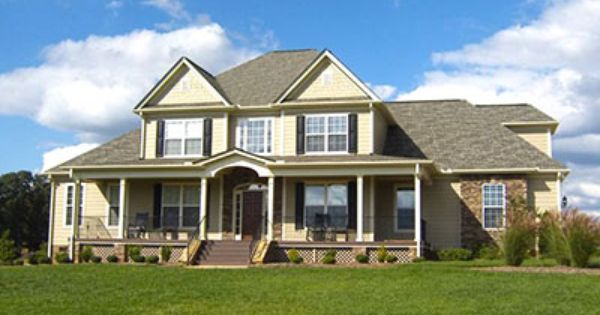 The Hickory Ridge Plan 916 Country Style House Plans House Exterior Country House Plans