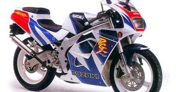 Suzuki Rg125 Gamma Service Repair Manual 1985 1996 Download