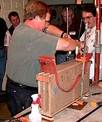 Bending The Guitar Sides Using The Low Tech Bender Guitar Building Guitar Diy Luthier Guitar