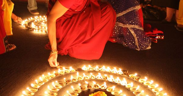 Diwali festival of lights celebrated by Hindus worldwide (pix) I've always wanted
