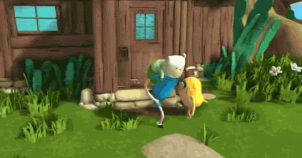 Adventure Time Ps4 Game Gif 480 270 Pixels With Images Ps4