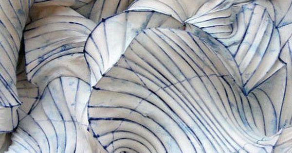 Detail from a paper sculpture by Peter Gentenaar