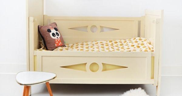 Brocante, Vintage kids and Kid beds on Pinterest