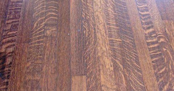 photos of stained quarter sawn white oak | grain though ...