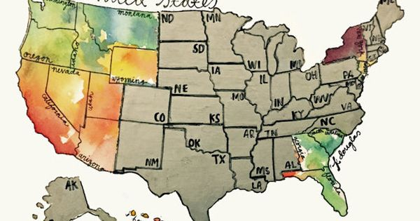 Places I Ve Been Original Scratch Off Map Of By