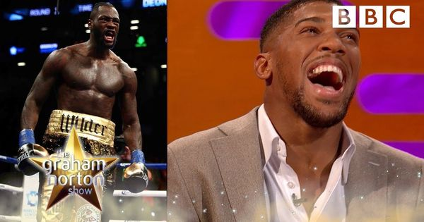 Maybe He S Scared Sports Boxing Aj Wilder Norton Show American English Sports