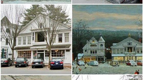 Visit to Stockbridge, Massachusetts, and the Norman Rockwell Museum
