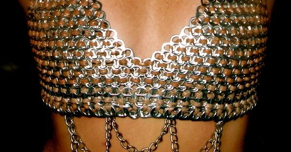 Soda tabs top to wear at night. | Soda And Beer Tabs ...