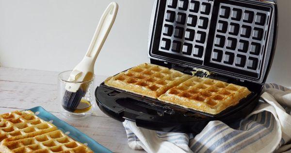 Ricetta Waffle Di Benedetta.Ricetta Waffle Salati Dissapore Ricetta Waffle Ricette Salute