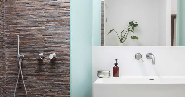 Badkamer bathroom vtwonen 09 2016 photography styling holly marder vtwonen badkamer - Amenager badkamer ...
