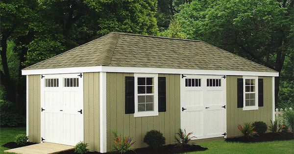 12 x 24 wood new england hip roof shed shed ideas for New england shed plans