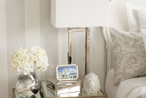 Mirror Nest Of Tables Set Of 2 Zara Home United States Of America Bedroom Pinterest