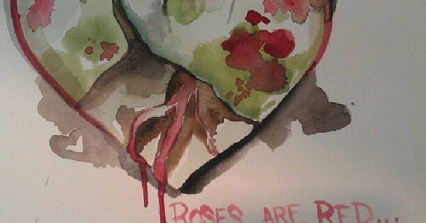 Zombie apocalypse valentines card!