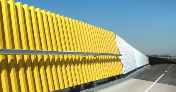 plastic sound barrier wall barrier sound walls pinterest architecture. Black Bedroom Furniture Sets. Home Design Ideas