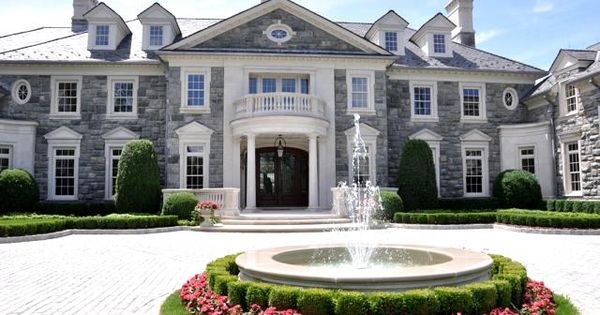 Stone Mansion 1 Frick Drive Alpine N J Indoor
