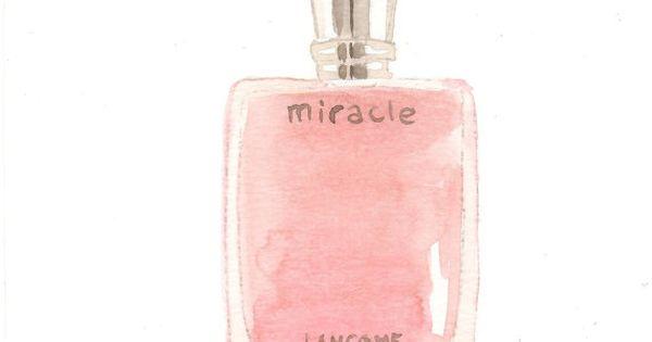 lancome miracle lady
