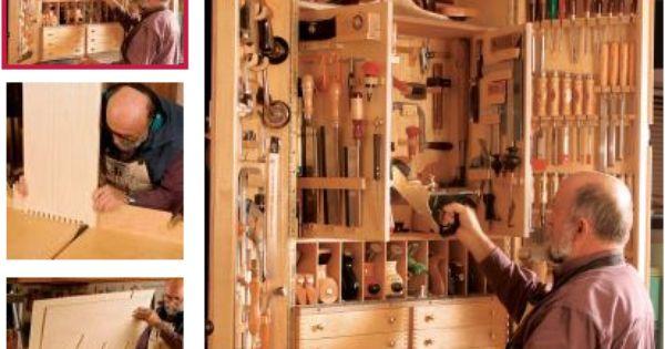 Armarios caseros para herramientas armario de - Organizador de herramientas ...