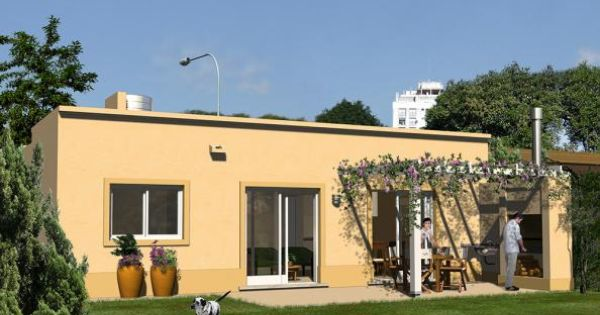 cl sica techo plano 2 dormitorios 8 66m procrear