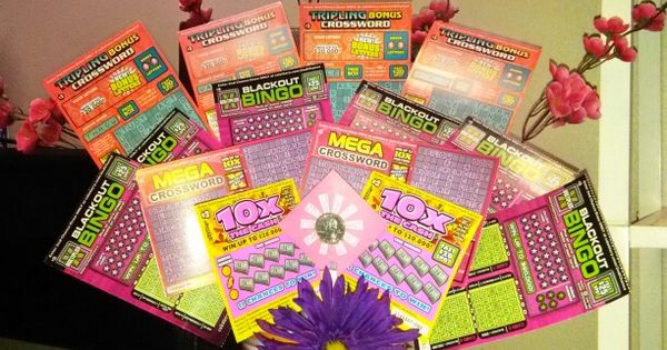 Lottery ticket gift lottery tickets and ticket on pinterest