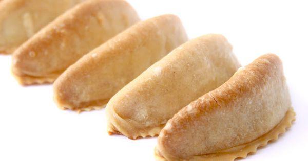 La cuisine de bernard les cornes de gazelles marocaines for Apprendre la cuisine asiatique
