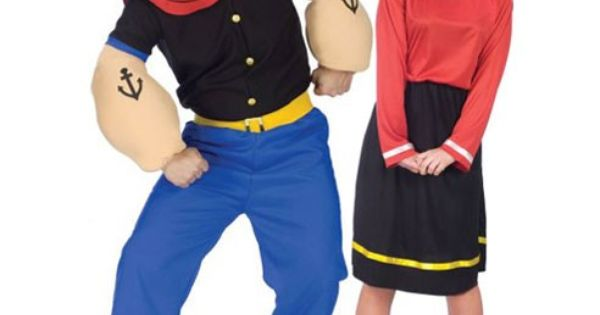 popeye and olive costumes halloween costumes 2013 farsangi jelmez tletek ikreknek costume. Black Bedroom Furniture Sets. Home Design Ideas