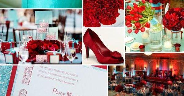 Gorgeous Wedding Color Palette!