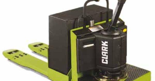 Clark Hwd 30 40 Series Electic Lowlift Walk Ride Pallet Truck Electric Pallet Material Handling Equipment Forklift