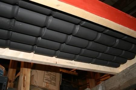 Almost Free Garage Heat Just Drink A Lot Of Soda Hemmings Daily Solar Heater Diy Diy Solar Solar Power Diy