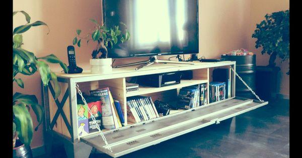 Meuble tv vestiaire industriel meubles mon mobilier industriel vint - Poster style industriel ...